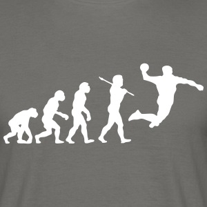 handball evolution - Men's T-Shirt