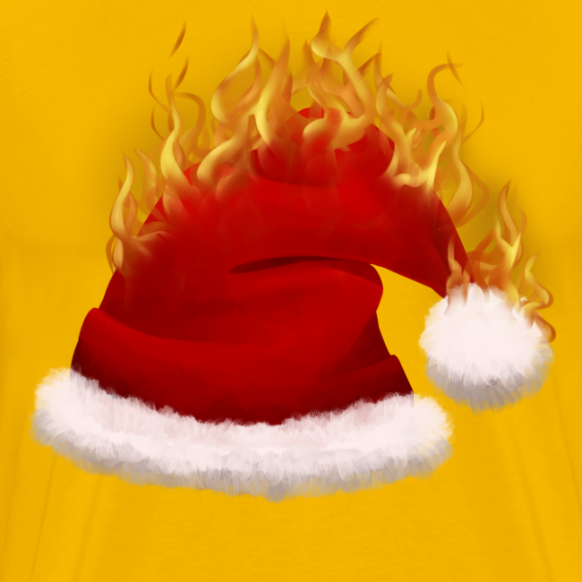 Brændende Nissehue