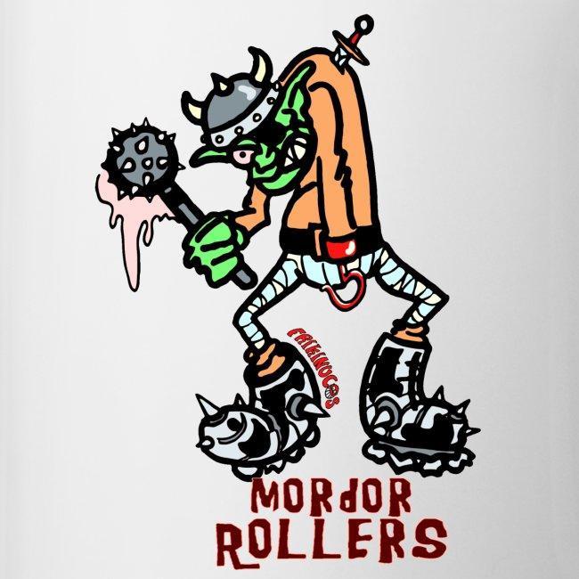 Taza de los Mordor Rollers