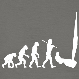 sa01a sailing evolution 1 - Men's T-Shirt