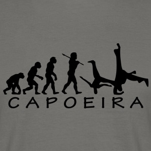 Capoeira Evolution - Men's T-Shirt