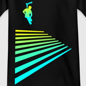 Stairs rider Tee shirts - T-shirt Enfant