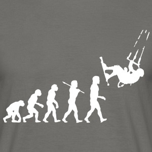 Kitesurf Evolution - Men's T-Shirt