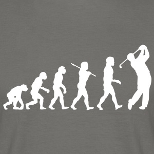 Golfing - Golf Evolution - Men's T-Shirt