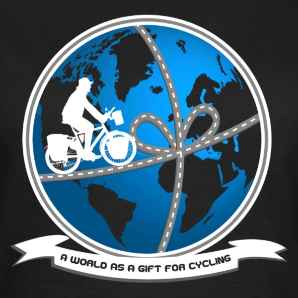 A world as a gift! T-Shirts - Frauen T-Shirt