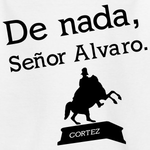 Senor Alvaro T-Shirts - Teenager T-Shirt