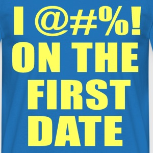Jack Black First Date The Fatties T-Shirt - Men's T-Shirt