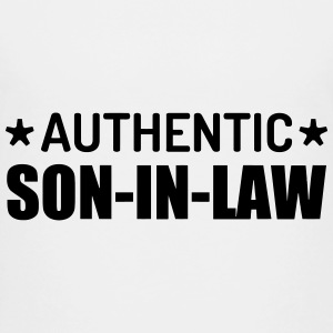 Son-in-law / Son in law / Marriage / Family Shirts - Kids' Premium T-Shirt