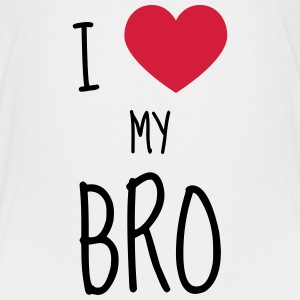 Brother / Bruder / Bro / Frère / Friend / Family Shirts - Teenage Premium T-Shirt