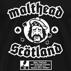 Malthead, new version Tee shirts - T-shirt Premium Homme