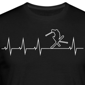 I love skiing T-Shirts - Men's T-Shirt