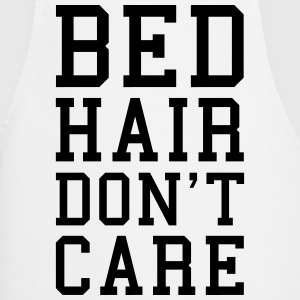 Bed Hair Funny Quote  Tabliers - Tablier de cuisine