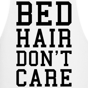 Bed Hair Funny Quote   Aprons - Cooking Apron