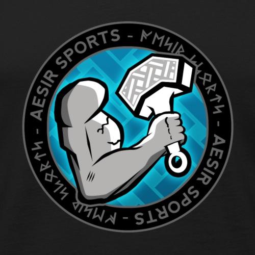 Aesir Sporty Icy Blue