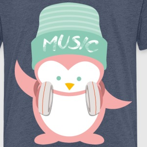 PENGUIN DANCE - Teenager Premium T-Shirt