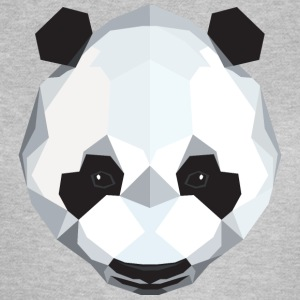 Panda (Low Poly) T-Shirts - Women's T-Shirt