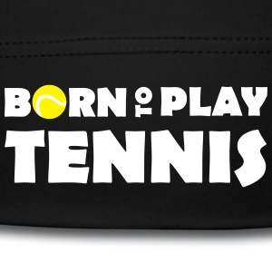 Born to play Tennis Babymössa - Cappellino neonato