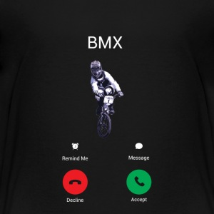 BMX call Shirts - Teenage Premium T-Shirt