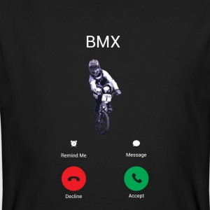 BMX call T-Shirts - Men's Organic T-shirt