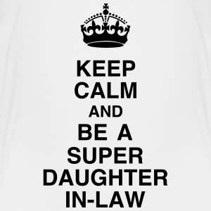 Daughter-in-law / Daughter in law Marriage Family Shirts - Kids' Premium T-Shirt