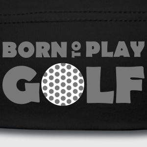 Born to play Golf Babymössa - Babyhue