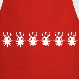 winter  Aprons - Cooking Apron