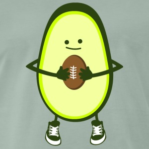 Rugby - Avocado - Men's Premium T-Shirt