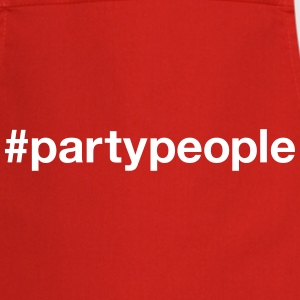 PARTYPEOPLE - Cooking Apron
