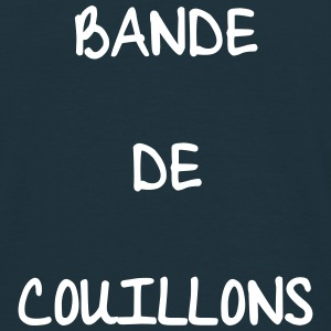 bande de couillons Tee shirts - T-shirt Homme
