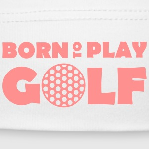 Born to play Golf Babymössa - Baby Mütze