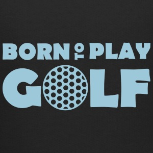 Born to play Golf Tröjor - Premium-Luvtröja barn