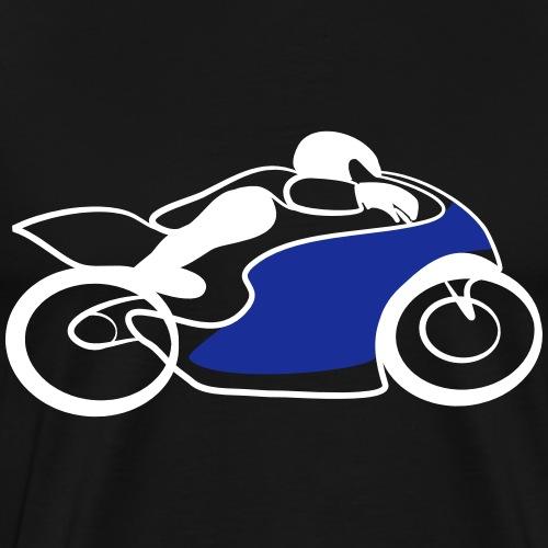 Race Speed Biker Motorrad Tribal