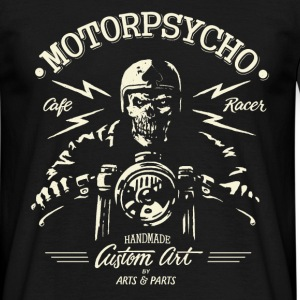 Motorpsycho-Cafe Racer - Men's T-Shirt