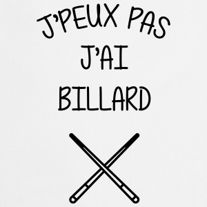 Billard / Snooker / Pool / Bar / Sport / Billiard Tabliers - Tablier de cuisine