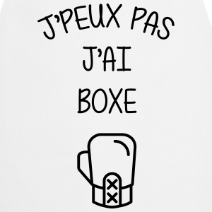 Boxe / Boxeur / Fighter / Combat / Fight / Sport Tabliers - Tablier de cuisine