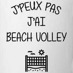 Volleyball / Volleyeur / Volley / Volley-ball Bouteilles et Tasses - Tasse