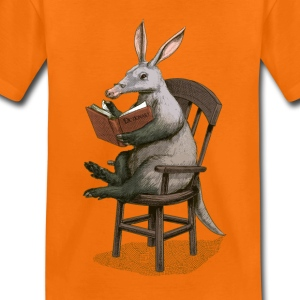 A is for Aardvark T-Shirts - Kinder Premium T-Shirt