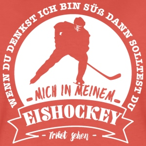 Hockey Trikot T-Shirts - Frauen Premium T-Shirt
