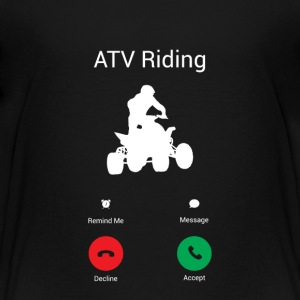 Quad call Shirts - Teenage Premium T-Shirt