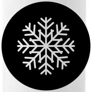 Snowflake Patch Mugs & Drinkware - Water Bottle