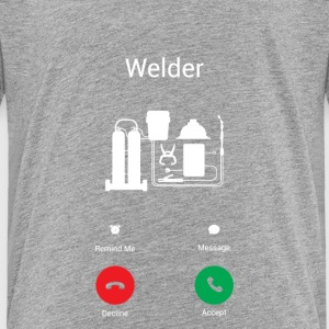 Welders call Shirts - Kids' Premium T-Shirt
