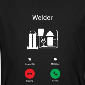 Welders call T-Shirts - Men's Organic T-shirt
