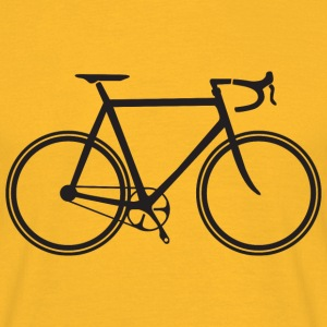 Circle of Bike - Men's T-Shirt