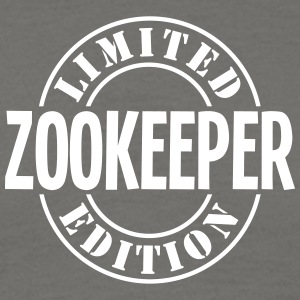 zookeeper limited edition stamp - Men's T-Shirt