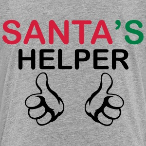 SANTA'S HELPER Shirts - Kids' Premium T-Shirt