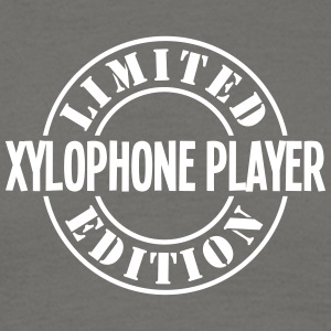 xylophone player limited edition stamp c - Men's T-Shirt