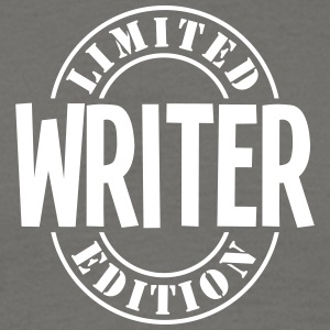 writer limited edition stamp - Men's T-Shirt