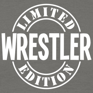 wrestler limited edition stamp - Men's T-Shirt
