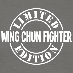 wing chun fighter limited edition stamp  - Men's T-Shirt