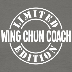 wing chun coach limited edition stamp co - Men's T-Shirt